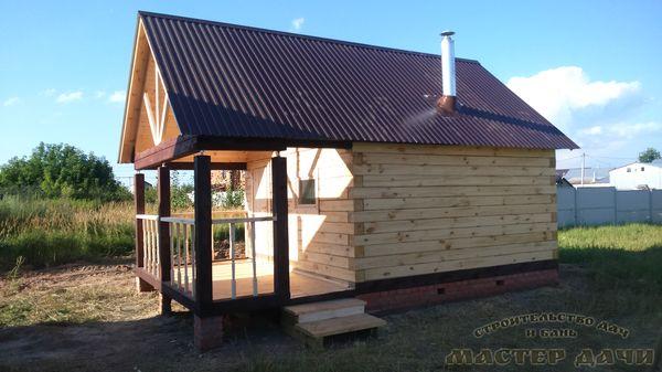 Строительство частных жилых домов и коттеджей в Иркутске